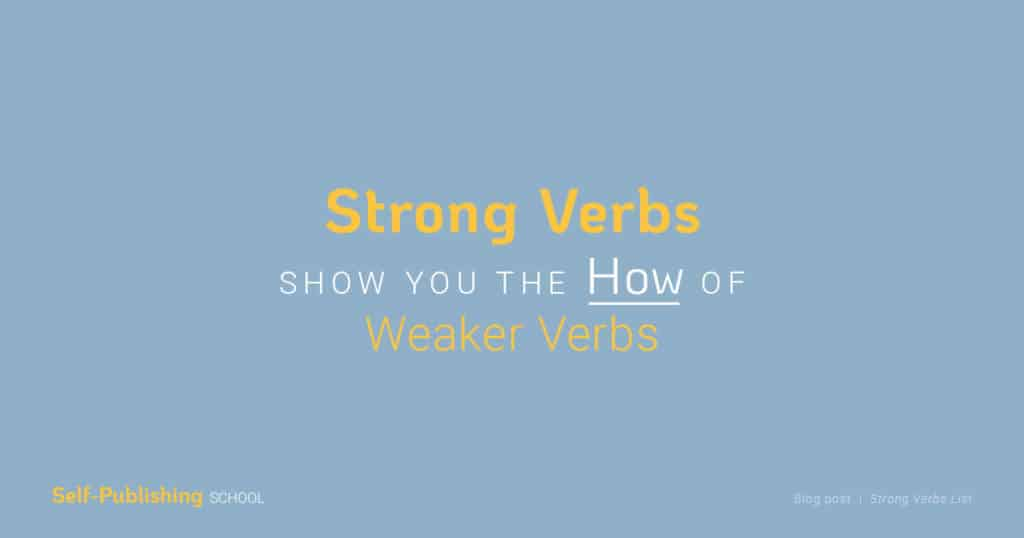 strong verbs definition