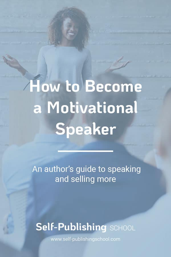 how to be motivational speaker