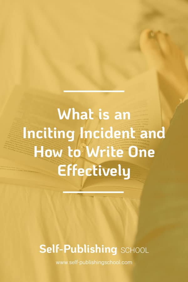 what is an inciting incident